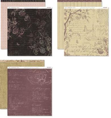 La Belle Vie paper pack X7158B