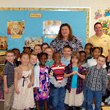 WBFJ Cici's Pizza Pledge-Vandalia Christian School-Mrs. Cranford's Kindergarten Class-Gboro-4-4-12