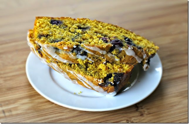 Blueberry Pumpkin Bread3