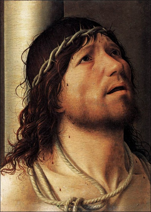 Antonello da Messine, Christ à la colonne