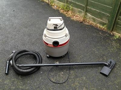 Aquavac 7413b Multisystem 3000 Commercial Vacuum Cleaner