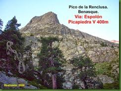 Espolón Picapiedra