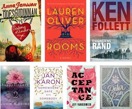 book covers autumn 2014