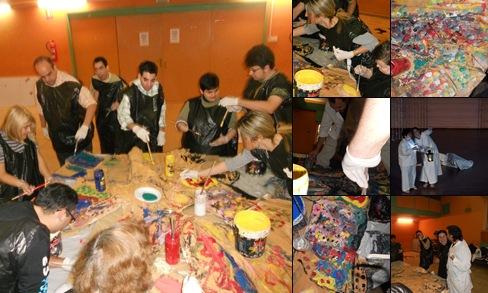 Ver II Encuentro Arte Vanguardia y Discapacidad