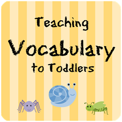 vocab toddler