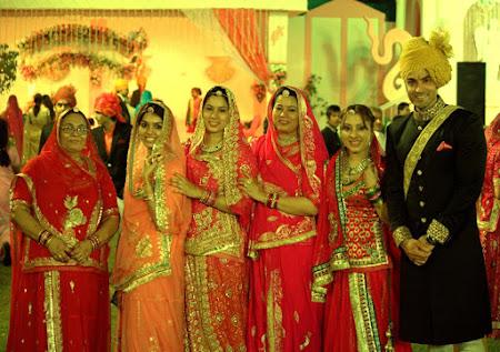 Cumnatele si vedetele de la Bollywood