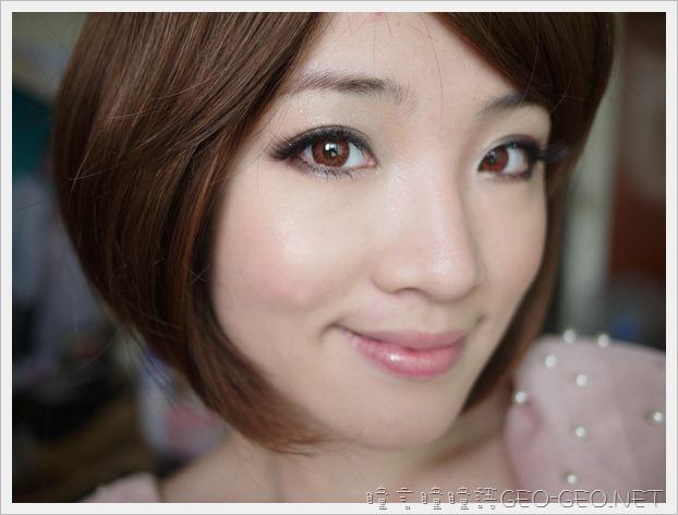 NEO隱形眼鏡-N337公主三色深棕