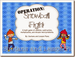 Operation Snowball Fight