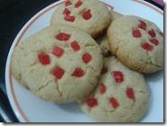 5 - Crunchy Coconut Cookies