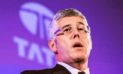 Karl Slym MD Tata Motors' dies in Bangkok after fall Vikrmn Author 10 Alone CA Vikram Verma #KarlSlym