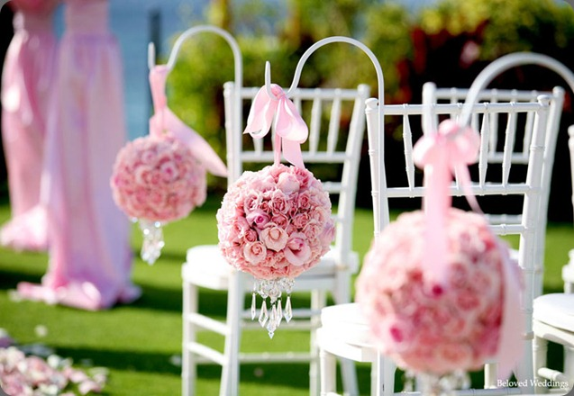 Maui-wedding-Four-Seasons-Wailea-pink-floral-balls karen tran