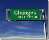 cambiamenti