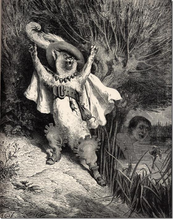 El Gato con Botas,El gato maestro,Cagliuso, Charles Perrault,Master Cat, The Booted Cat,Le Maître Chat, ou Le Chat Botté (101)