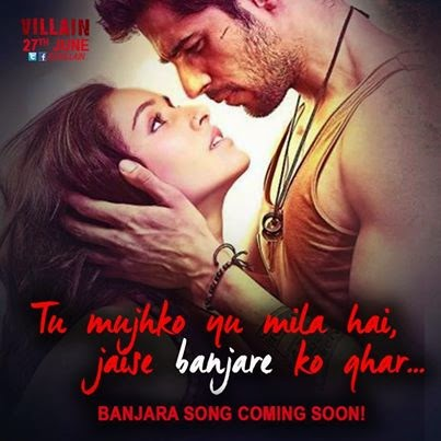 iLOVEDit - Jaise banjare ko ghar - Ek Villain mp3 by #ArijitSingh download #Shraddha #Siddharth song torrent Mp4 vikrmn Author 10 Alone CA Vikram Verma.jpg