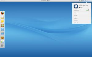 ROSA Desktop Fresh R1 versione GNOME