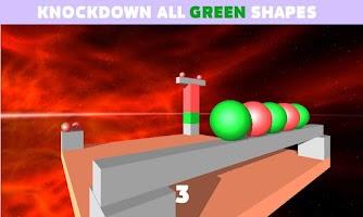 Screenshot of BrickDown 3D