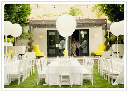 Semplicemente Perfetto yellow-grey-palms-springs-wedding-9