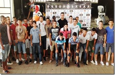 Jogadores do Corintians 2013