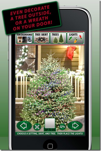 With Christmas Tree Maker, you can decorate to your heart's content with items for the most creative and visionary decorators.
