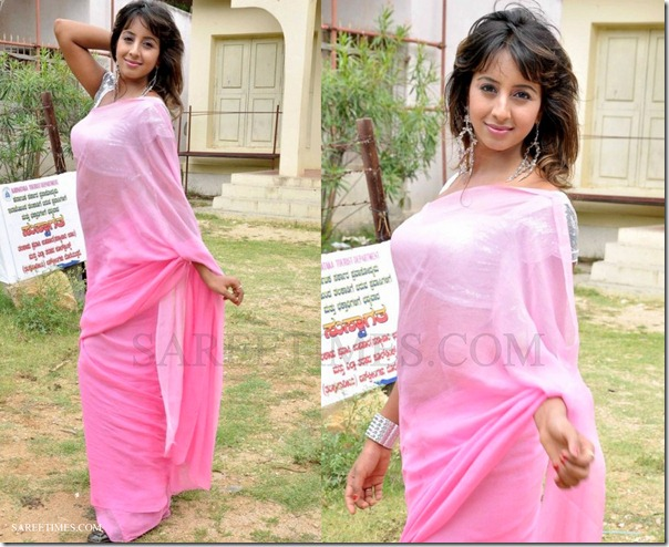 Sanjana_Plain_Saree