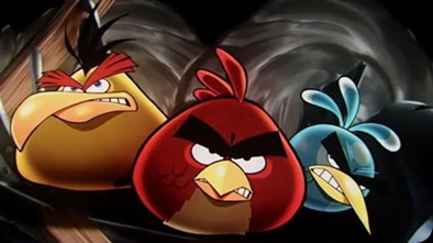 Tokoh Kartun Angry Bird