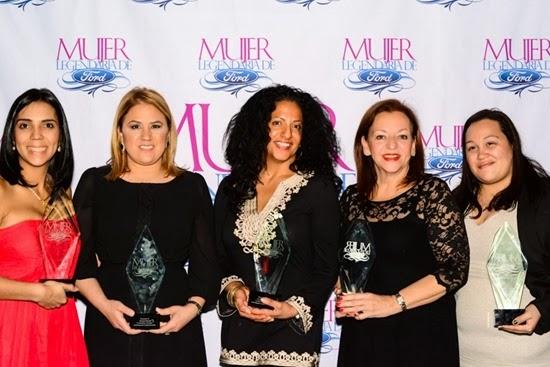 Mujeres Legendarias de Ford NY1