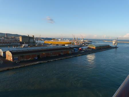 Portul Livorno, Italia