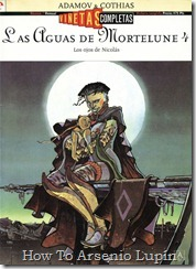 P00004 - Las Aguas De Mortelune  - Los ojos de Nicol s #4