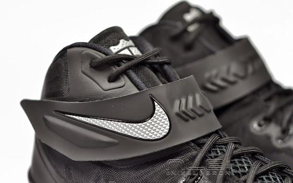 The Showcase Nike Zoom LeBron Soldier 8 VIII 8220Blackout8221