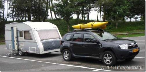 Op vakantie met de Dacia Duster 01