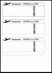 εισητήρια αεροπλάνο