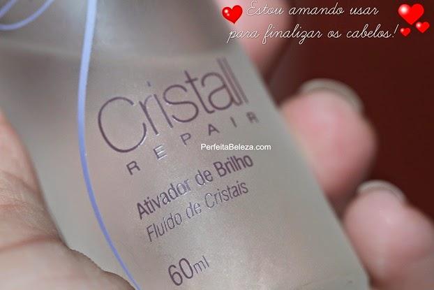 cristall repair ativador de brilho néctar