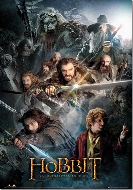 The Hobbit An Unexpected Journey เดอะ ฮอบบิท การผจญภัยสุดคาดคิด [HD Master]