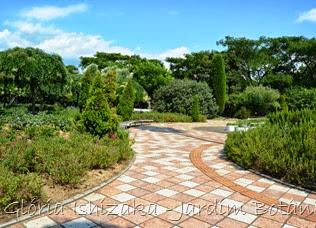 30 - Glória Ishizaka - Jardim Botânico Nagai - Osaka