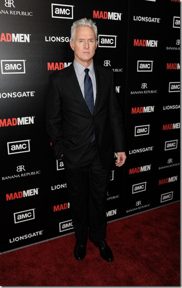 Premiere AMC Mad Men Season 5 Arrivals GD8tuZoEXgkl