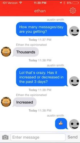 Ethan crazy