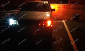 1157 Switchback LED on 2003 Volvo S40 @ http://bit.ly/XaTNhQ