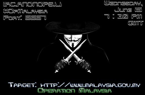 Anonymous-Operation