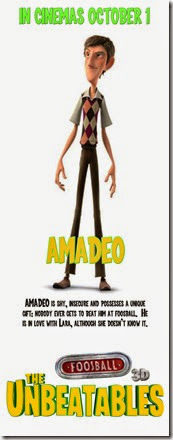 Amadeo wth Text