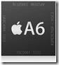 Processore A6 dell'iPhone 5