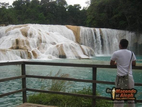 Agua Azul Chiapas México