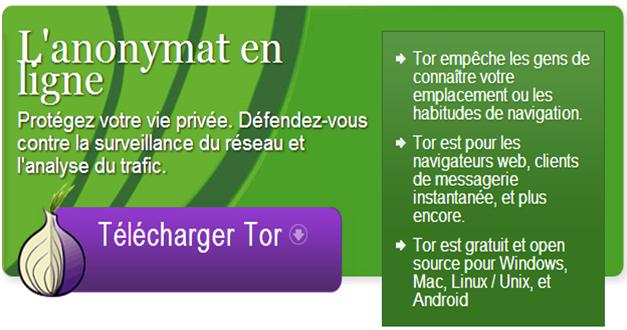 Télécharger Tor Browser 7.0.5 en Français