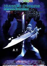 Metallic Attraction: Kungfu Cyborg - Cơ Khí Hoa