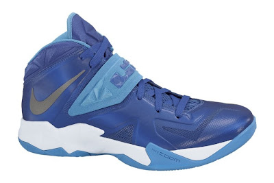 nike zoom soldier 7 tb royal blue 1 01 Team Bank Options For Nike Zoom Soldier VII Available at NDC
