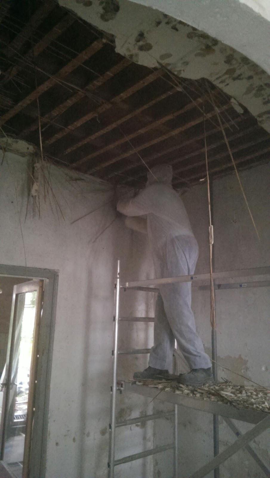 veel stof in huis