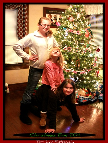 Christmas Eve 3316