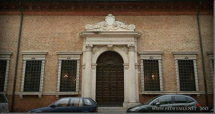 La palazzina di Marfisa d'Este, foto1, Ferrara, Emilia Romagna, Italia - The building of Marfisa d'Este, photos 1, Ferrara, Emilia Romagna, Italy - Property and Copytights of FEdetails.net
