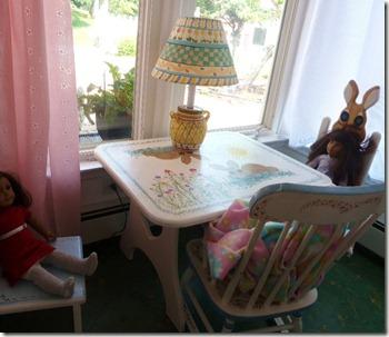 Rabbit Chair