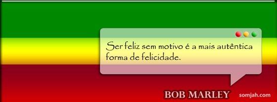 capa para fabook reggae frase bob marley