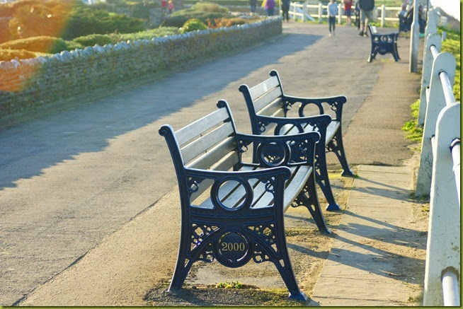 Cromer benches